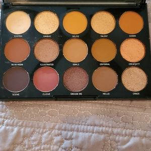 Morphe 15N Eye Shadow Palette
